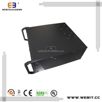 19 inch installation+hard disk case+network Industrial PC enclosures ATX
