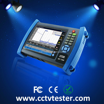 New 7 inch Capacitive touch screen OTDR
