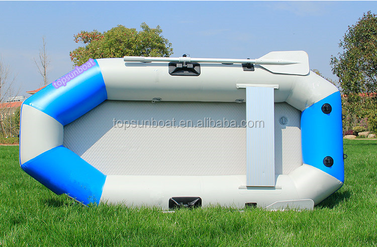 DS hot sale low price inflatable fishing boat for one person