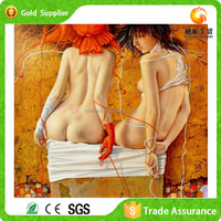 Factory Wholesale Mosaic Art Diamond Painting Nude Sexy Woman Photo Printing