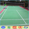 PP interlocking sports flooring removable badminton courts competitive price