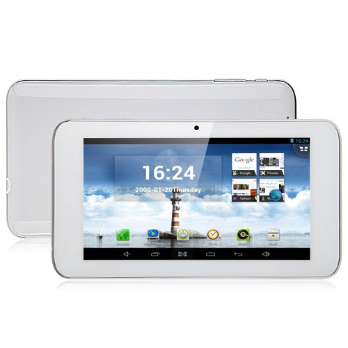 Ampe A65 Tablet PC 6.5 Inch Android 4.2 A20 Dual Core 8GB HDMI White