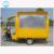 Bicycle Food Cart Coffee Mini Bicycle Trailer Tuk Tuk Ice Cream Food Truck Cart for Sale