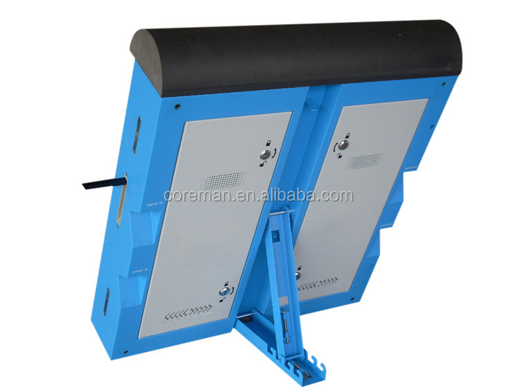 New invention mobile stadium perimeter led cabinet display p10 p8