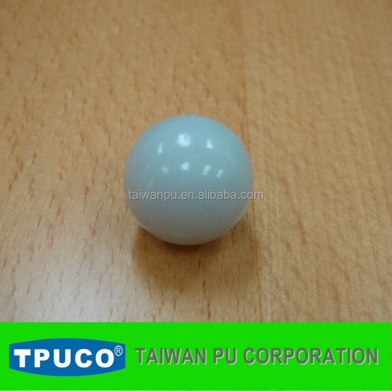 TPUCO Tear strength and good elasticity Injection PU Ball