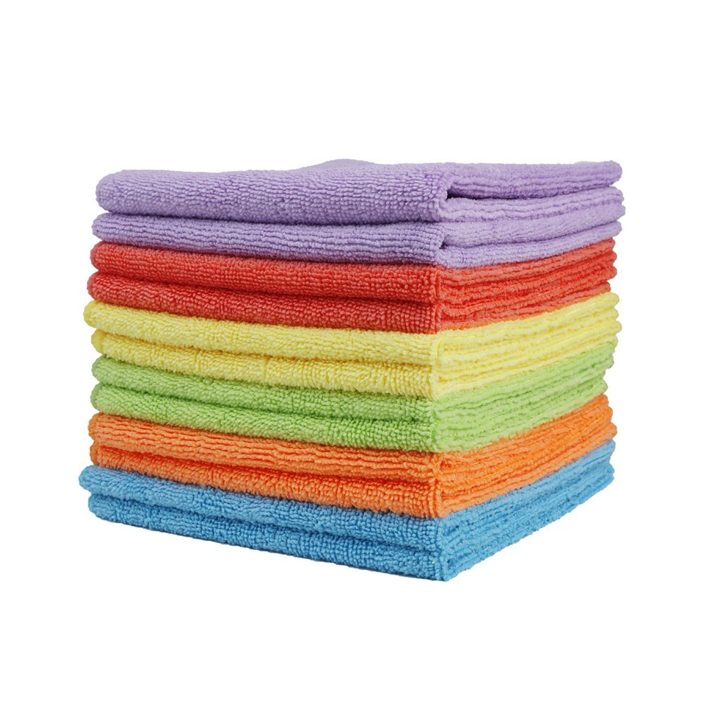 Clean Leader Microfiber Cleaning Clothes