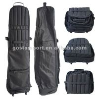 (TB-08) Foldable Golf Travel Bag with Wheels