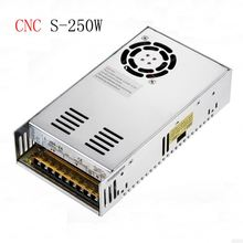 aluminium case 250w ac/dc power supply 24v
