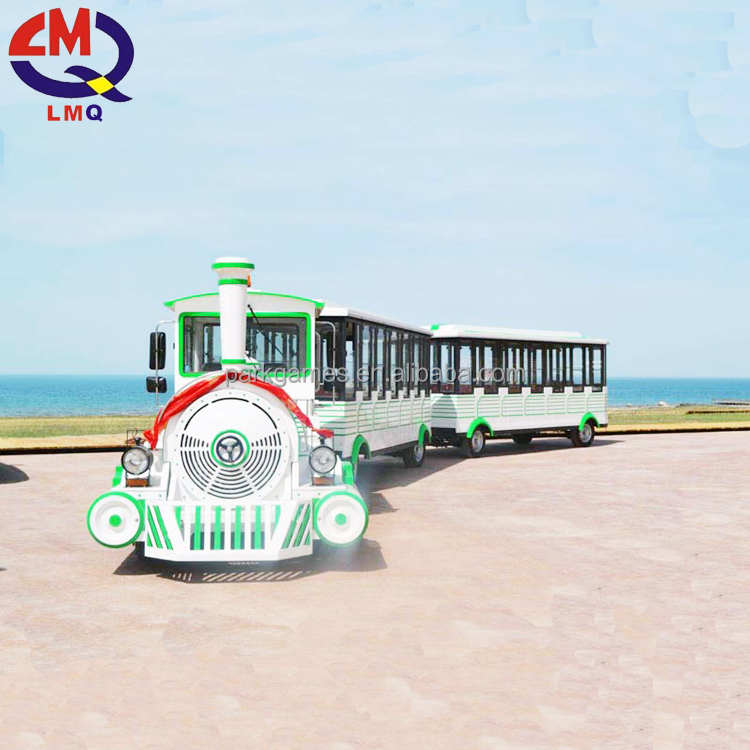 Trackless fun park electric train kids mall train indoor mini