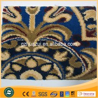 Customized design Cut pile Axminster carpet for hotel ,home,corridor,mosque