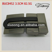 Customized gun metal Rotating plate belt buckles