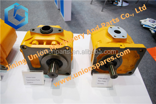 Hydraulic Gear Pump 5M7864