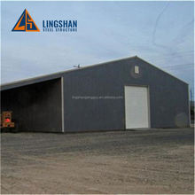 Affortable Luxury Two Storey Good Insulated metal shops and garages