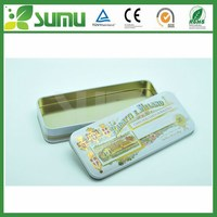 Rectangular Shaped Packaging Drawing Pencil Case