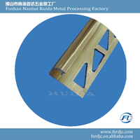 RUIDA Tile Trim Aluminum Carpet Edge Strip