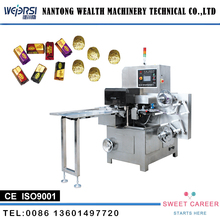 Automatic Square Candy Fold Packing Machine China Big Factory