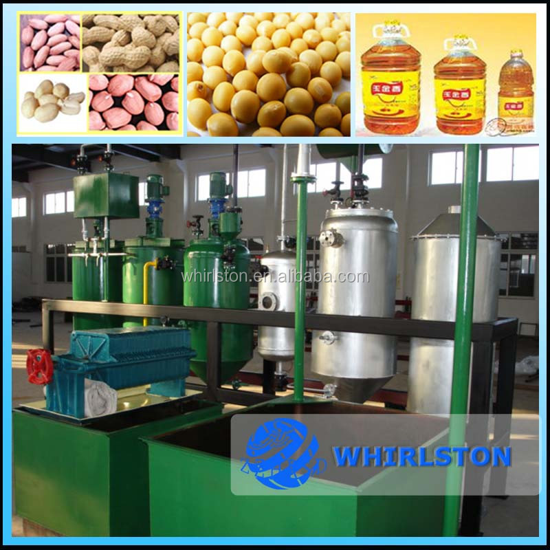 Factory direct supply corn oil processing machinery line/sunflower soybean oil production line