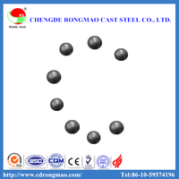 Strong wear resistance Austenite-Bainite Grinding ball with good quality