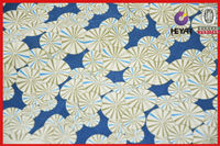 Geometric Print Fabrics Cotton Poplin Customized Pattern Design