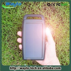 Supply-Oem Solar Power Bank Bag Outdoor Cell Phone Solar Charger 10000 Mah Mobile Solar Charger