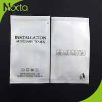 Wholesale screen cleaning kit for installation protector