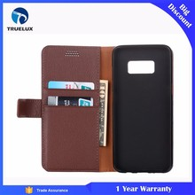 Truelux for Samsung Galaxy Note 2 Leather Case, for Samsung Note 2 Flip Cover Case, for Galaxy Note 2 Wallet Case
