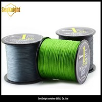 Best Quality PE Braid Fishing Line, 500M Braid Fishing Line 4 Braid