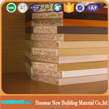 Aluminium Or Metal Foil Faced Particle Board For Cabinets Board