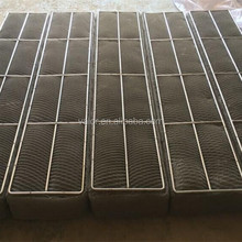 new type stainless steel demister pads and mist elimanator