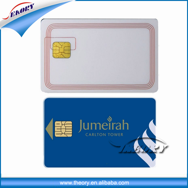 4 color printing perfect service PVC Credit card with embossing