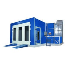 WLD6100 Furniture Spray Painting Cabin (Economic Type)