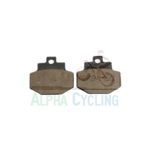 "wholesale motorcycle disc brake pads AC070 for PIAGGIO/VESPASuper Hexagon GTX 125/180 12""wheels 01-03 RSuper Hexagon GTX 250"