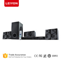 5.1 Surround Sound Home Theater Speakers System with Bluetooth USB/SD and Remote