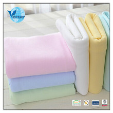 2016 Hot Sale 100% Cotton Tubular Jersey 1x1 Rib Knitted Fabric