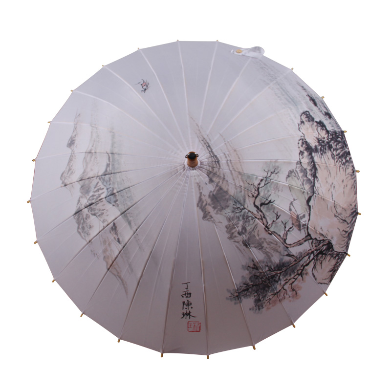 chinese sun  traditional umbrella