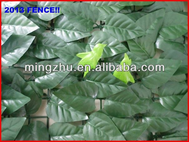 2013 factory Garden Fencing top 1 Garden decoration fence pvc cing film for fruits fence