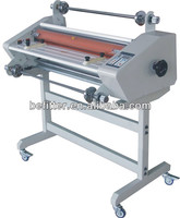 "480mm 18"" Cold And Heat Roll Sheet Laminating Machine"