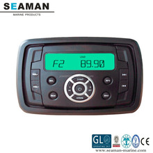 Heavy Duty Waterproof Marine Stereo MP3 player With Bluetooth for Motorcycle Boat YATCH SPA ATV