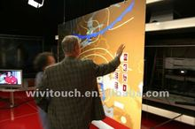 100 inch Interactive Touch Screen Foil