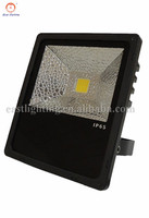 Super long lifespan 50w warm white led flood lights outdoor