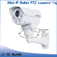 2015 Newest compact and smart camera Infrared Ptz IP camera