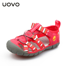 hot sale comfortable uovo kids beach summer sandal