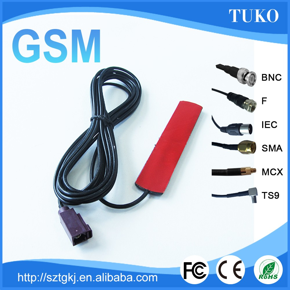 high gain car decorative am radio external antenna