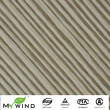 Modern Style Stripe Wallpaper Paper Weave Wallcovering Living Room Wall Paper For Household.