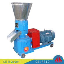 Small farm used poultry feed pellet mill for flat die pellet equipment