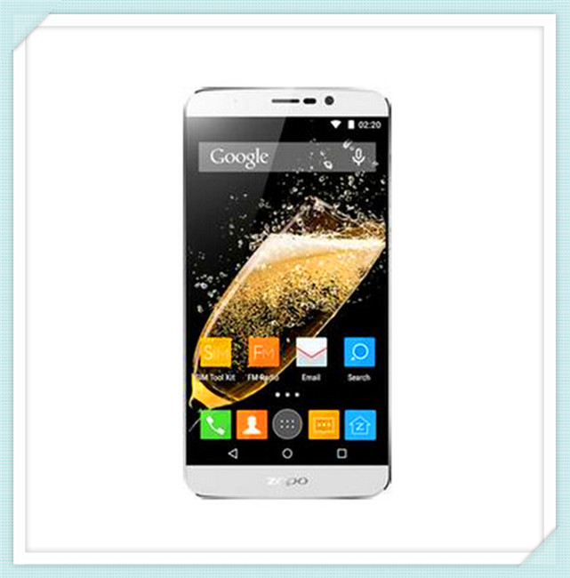 "Original ZOPO Speed 7 Plus Mobile Phone 4G LTE 3GB RAM 5.5"" IPS FHD 64bit MT6753 Octa-core 16GB Android 13MP China Smartphone"