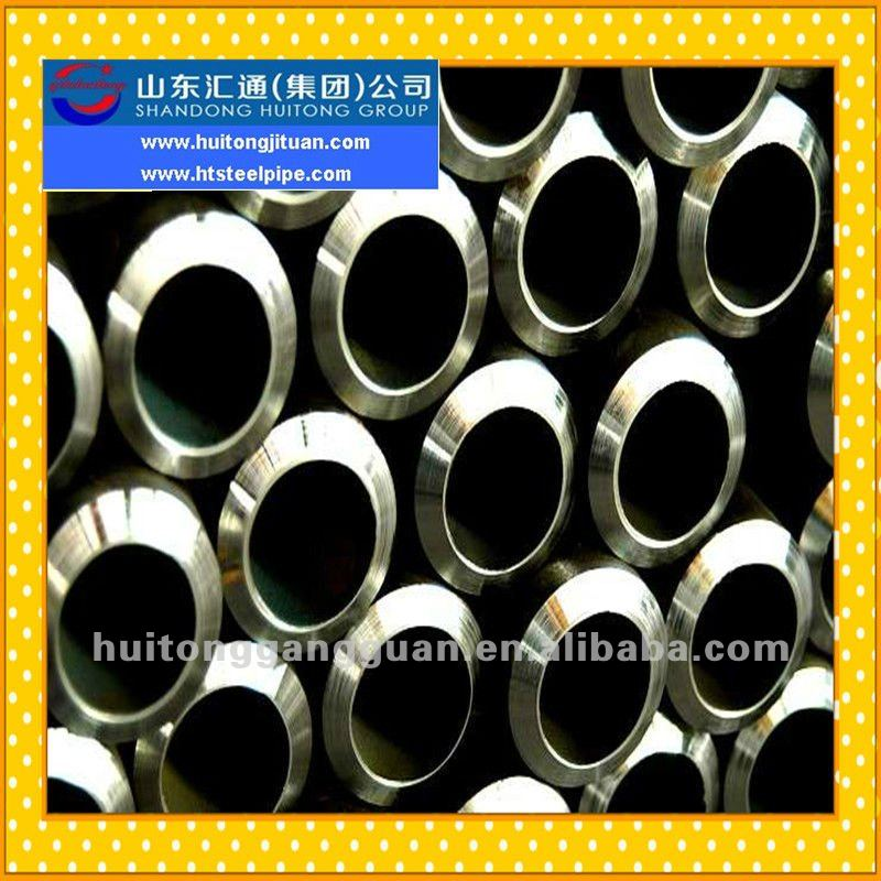 "OD 3"",4"",5"",6"",8"",10"",12"",14"" Hot Finished Din Standard Low Alloy Steel Seamless Tube St52 In Panic Price Per Ton"