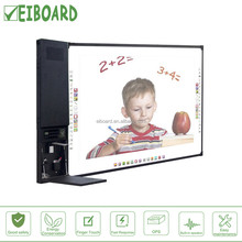 "Multi-functional touch screen centralized control 82"" 2 user optical interactive board with all in one PC"