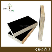Gold laminated plywood suppliers/Feixian BLXING Wood Industry
