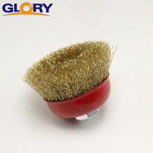 High Quality Crimped Steel Wire Cup Brush